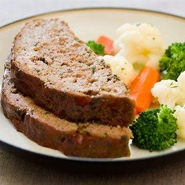 Low fat weeknight meatloaf from Cook's Country