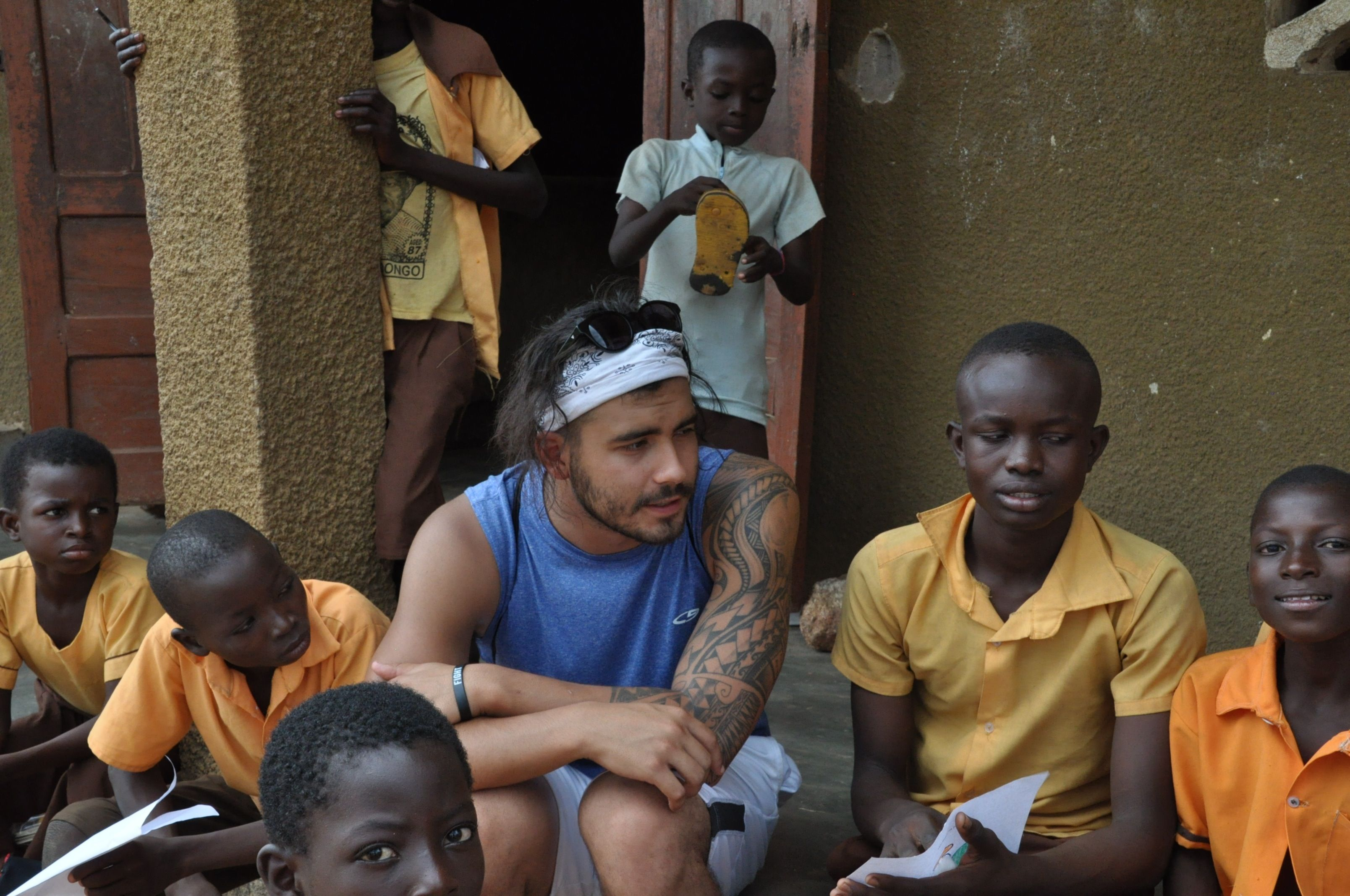 RL Missions; Upper East Ghana, Vea; Student Ministry; Youth Leadership