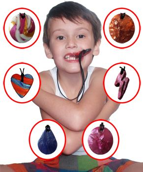 Chewigem Chewing Necklace | Sensory Toy Warehouse
