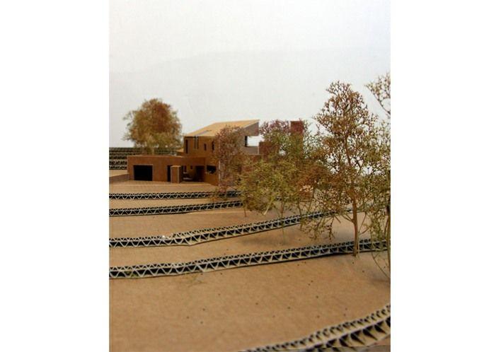 Hedgehouse - Craftstudio Architecture