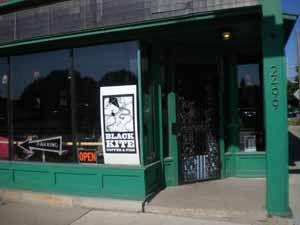 Black kite coffee toledo ohio
