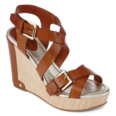 ccc1bdbd9ff3 Liz Claiborne® Camden Wedge Shoe - JCPenney