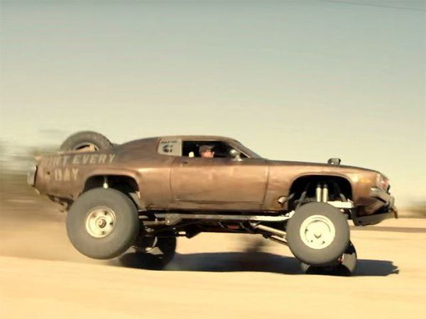 Off Road Muscle Car Google Search Vintage Rally Car Pinterest