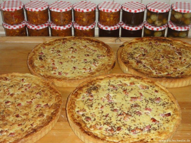 Zwiebelkuchen   Rezepte   Pinterest   Zwiebelkuchen, Deutsche ...