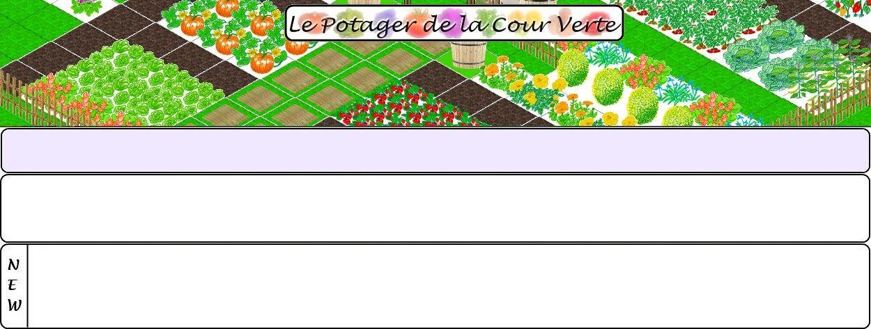 Application gratuite de dessin du plan de votre jardin potager au