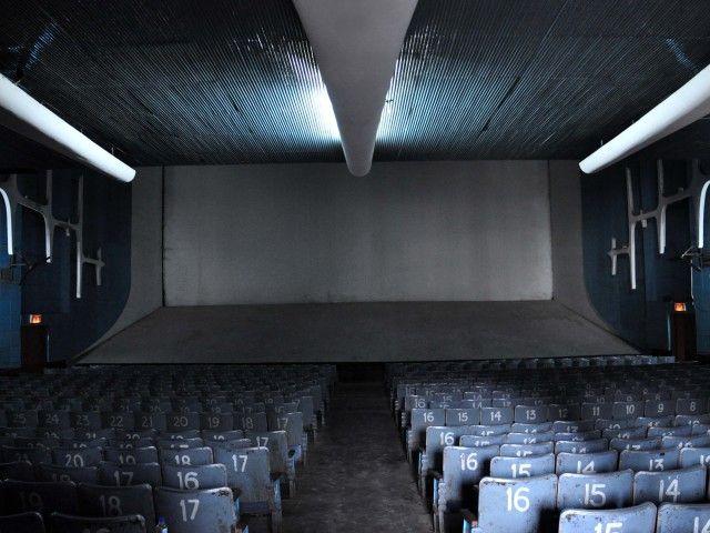 Neelam Cinema - Le Corbusier - Chandigarh   OCCUPER L\'ESPACE ...