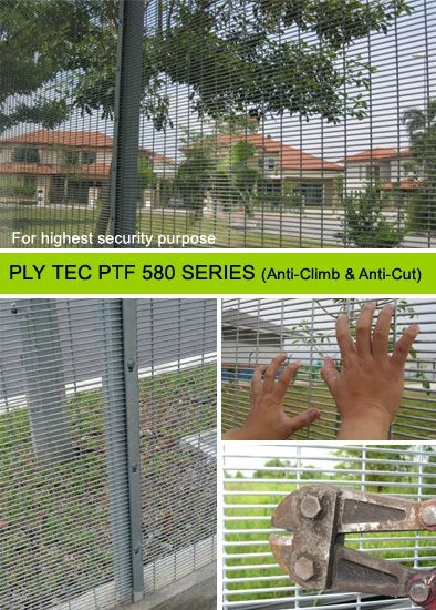 Ply Tec Fencing System Industries Sdn Bhd | Supplier and Distributor ...