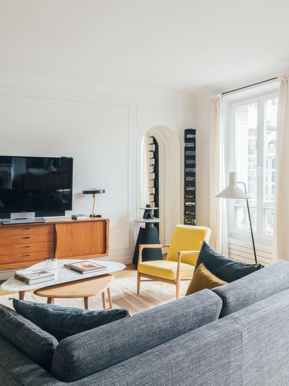 yellow  grey living room  living room grey home decor room