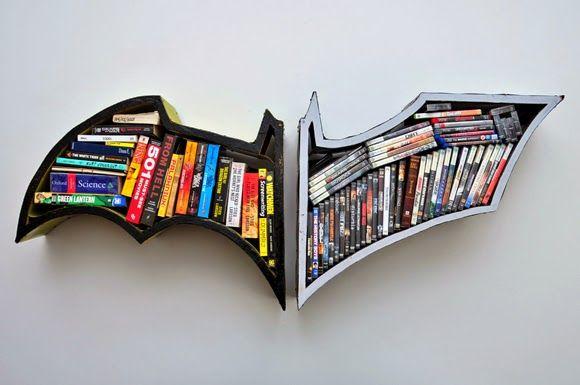 LISTA - 15 Estantes e Prateleiras Interessantes « Dreams & Books