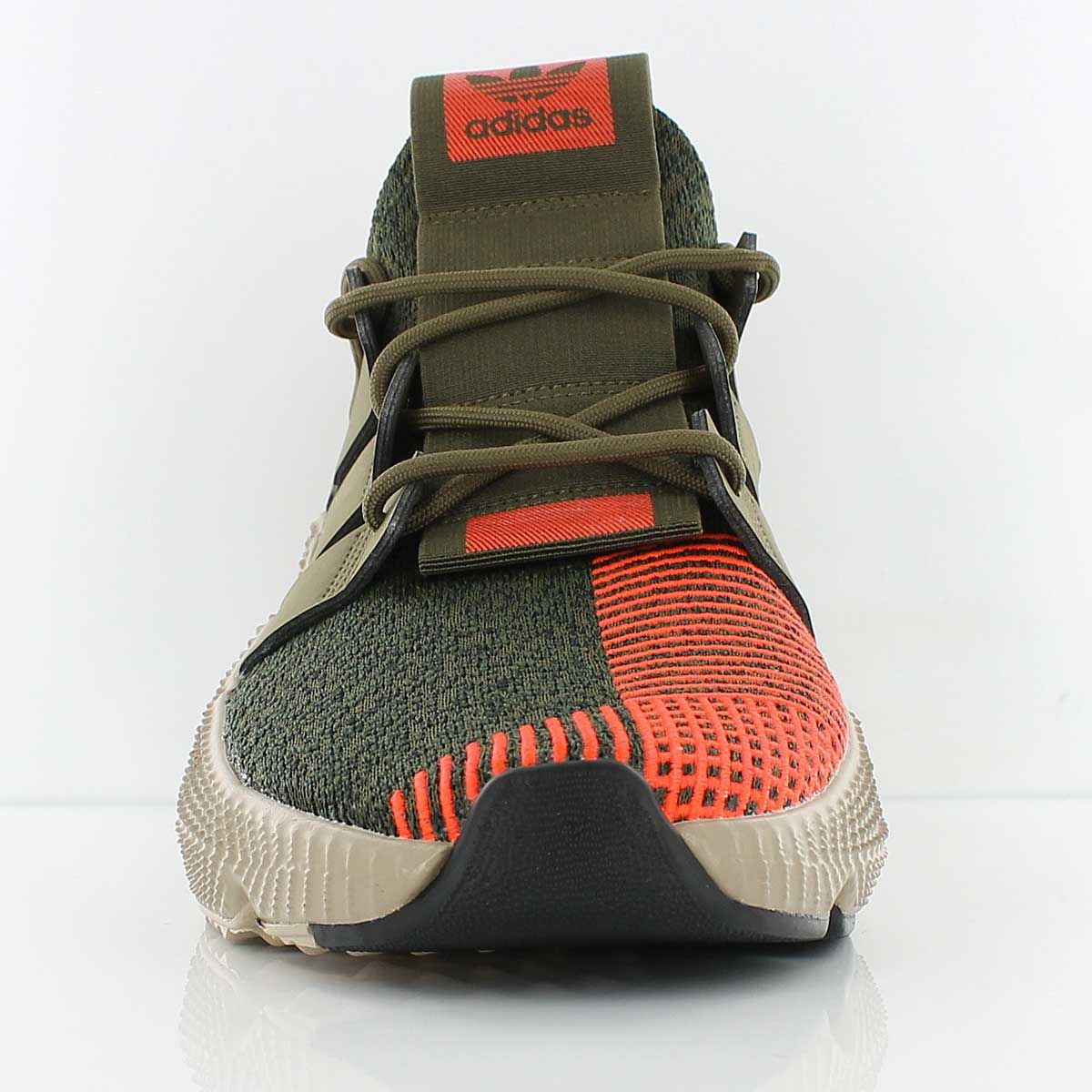 adidas PROPHERE TRACE OLIVE F17TRACE OLIVE F17solar red