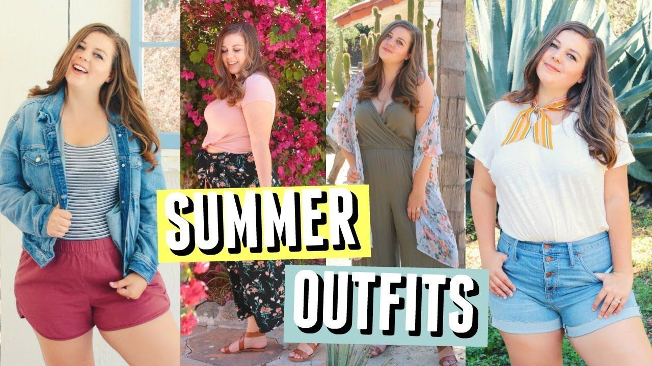 5f038d3247fd8 Summer Lookbook 2018! My Favorite Summer Outfits || Sierra Schultzzie -  YouTube