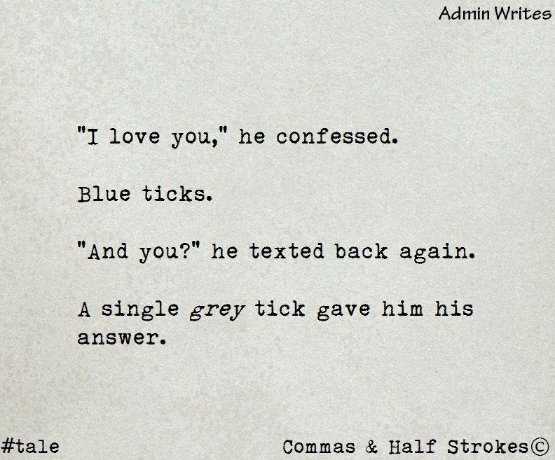 Sad unrequited love stories