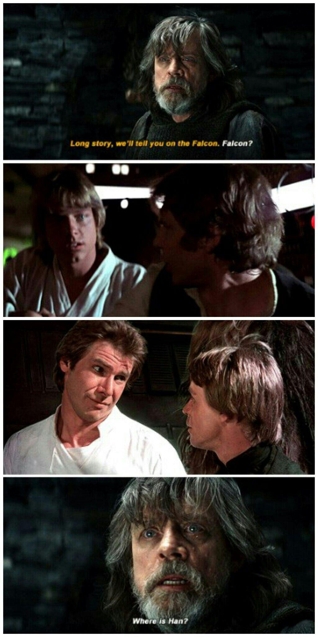 Star Wars Luke Skywalker Han Solo Sterr Waas Pinterest Star