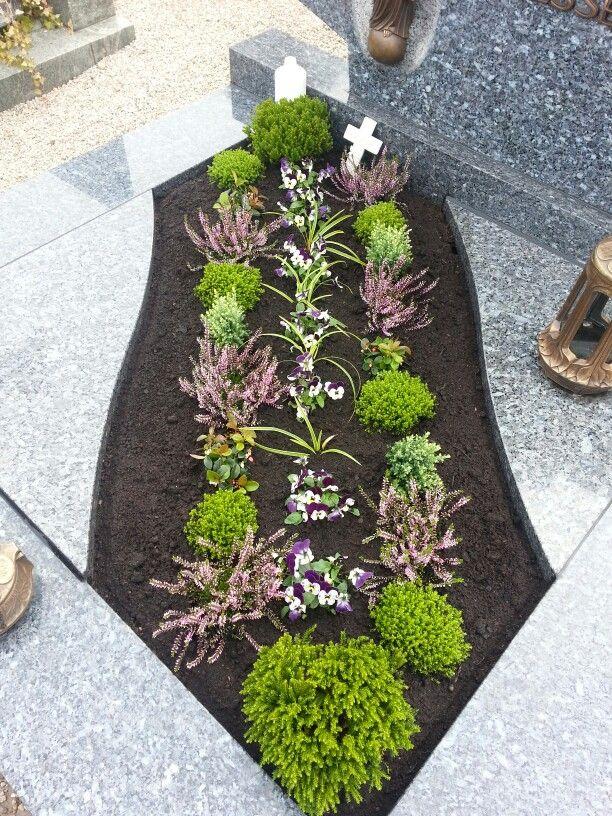 herbst gr ber gestalten pinterest bepflanzung grabgestaltung und herbst. Black Bedroom Furniture Sets. Home Design Ideas