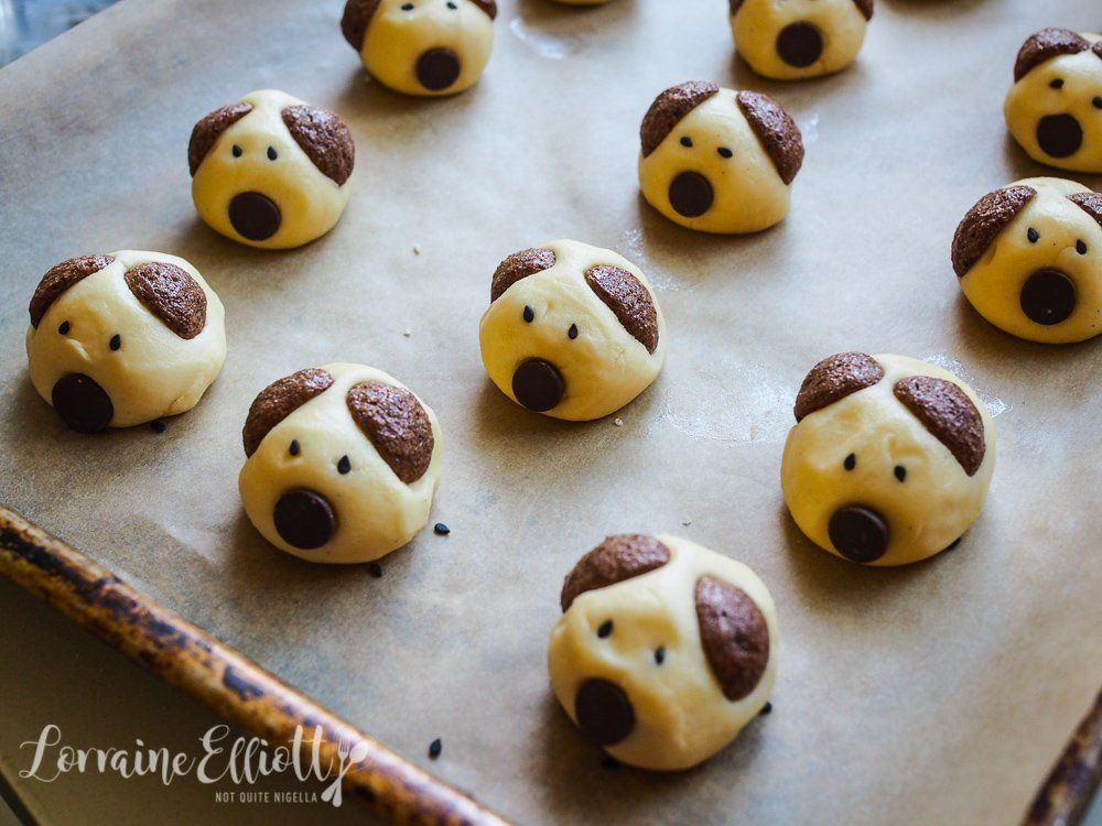 Doggy Cookies Dog Cookies Cookies Chinese New Year Food