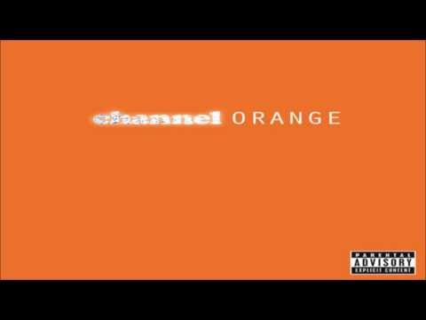 Frank Ocean - Pink Matter ft. Andre 3000: this song is beautiful. Frank is truly an artist