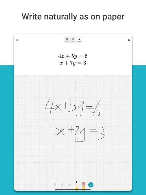 Microsoft Math Solver Apps On Google Play In 2020 Math