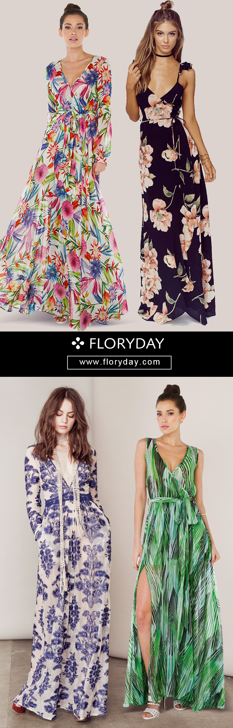 Shop the latest trends in women's clothing at Floryday! All the new wardrobe must-haves are ready for you. It is time to dress to impress! View more at www.floryday.com.