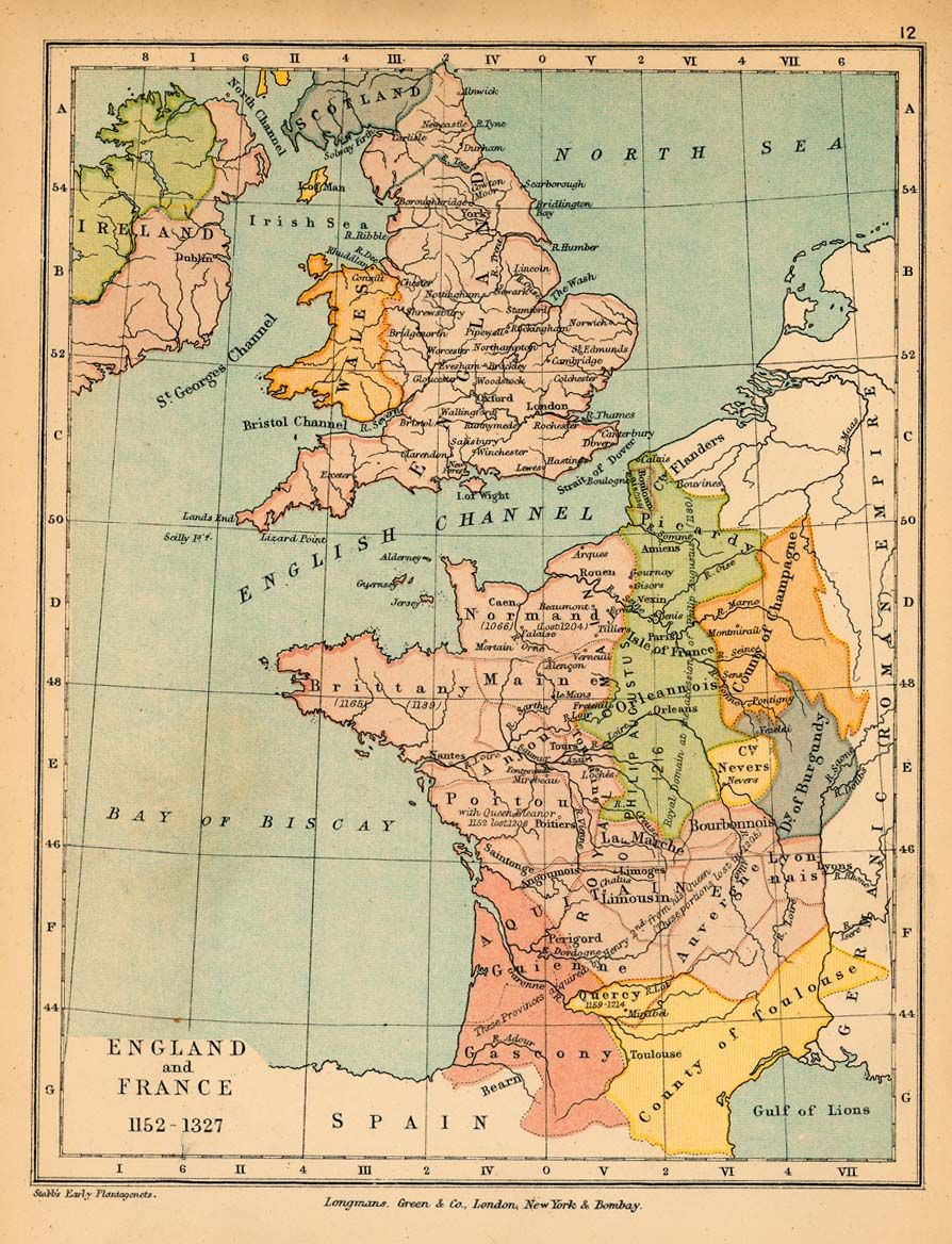 World Map Of France And England.Pin By Linda A On Medieval Knights Times France Map