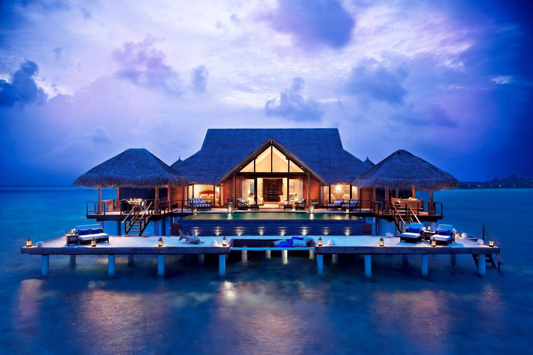 Taj Exotica Resort, Maldives | Maldives resort, Resort spa ...