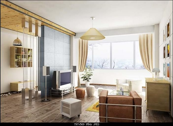 Simple Modern Living Room 3Ds Max Model Download Free | israa ...