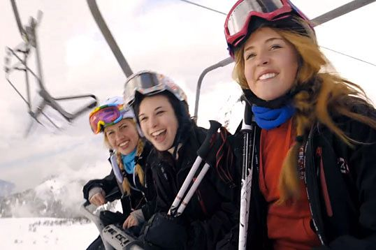 Imagine a school where, during the winter season, every Tuesday and Thursday afternoon you are told to go skiing or snowboarding at the local ski resort. At Leysin American School, this is a reality.