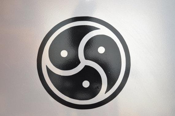 Different bdsm symbols