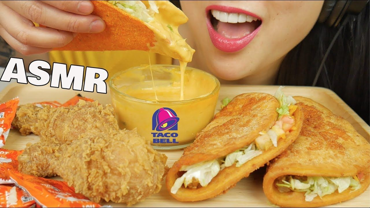 Asmr Taco Bell Kfc Fried Chicken With Cheese Sauce Eating Sounds Sas Asmr Youtube In 2020 Jewish Holiday Recipes Eat Fried Chicken Easy mochi ingredients:1 cup of sweet rice flour1/2 cup sugar (you can put more if you want it sweeter)1/3 cup of watercornstarch for dustingparchment paperb. pinterest