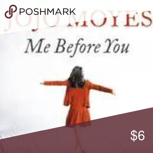 Me Before You by Jojo Moyes I fell in love with this book. It was everything I was looking for in a book love and romance, excitement and humor I hope you enjoy the book as much as I did. Pls call or email me if you have questions ‼️‼️ Other
