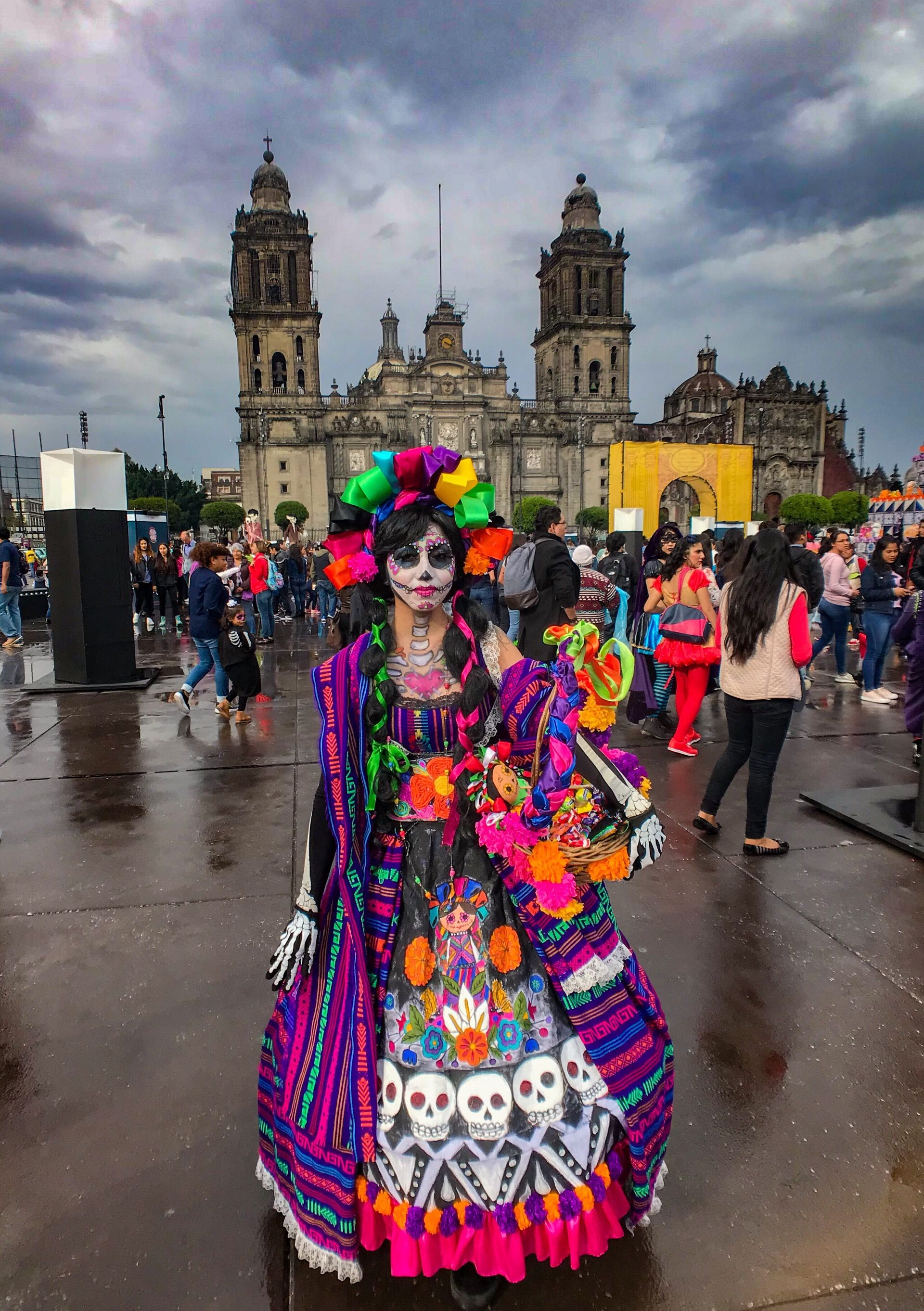 Dia De Halloween 2020 Day of the Dead Group Tours to Mexico City in 2020 — EscapingNY