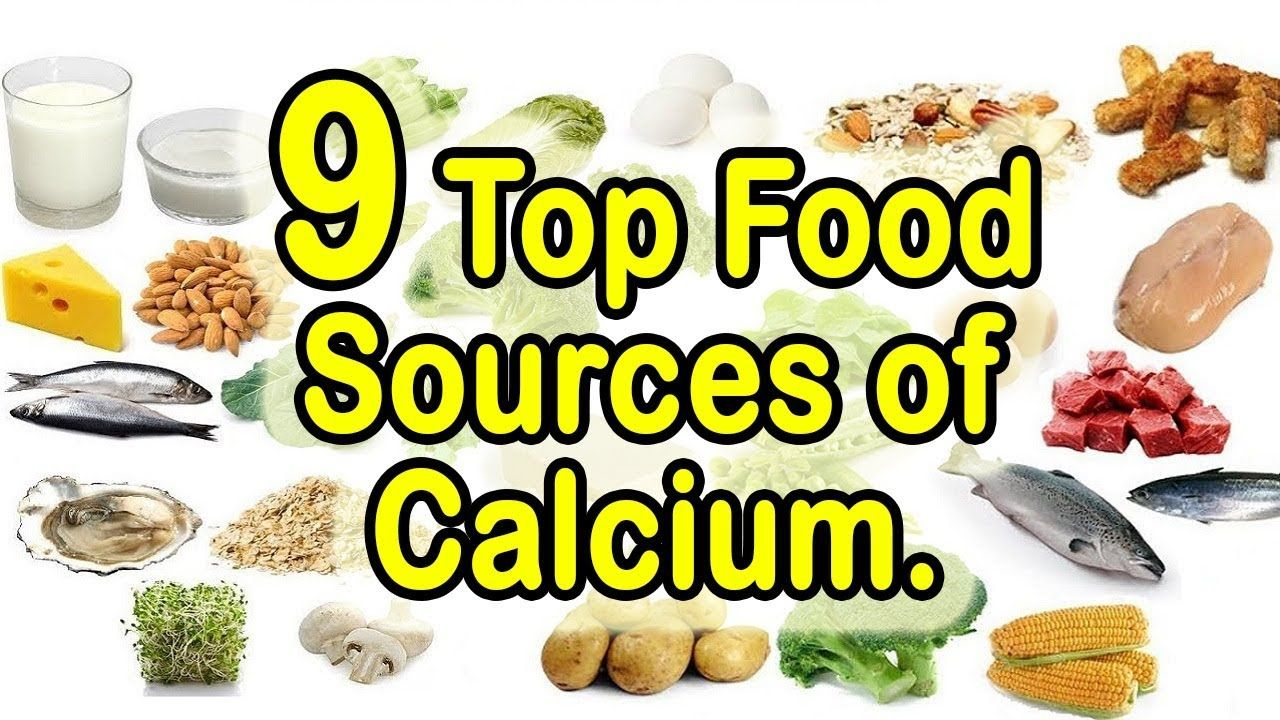 A Guide to Calcium-Rich Foods