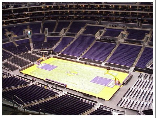 2 Clippers Vs Los Angeles Lakers 10 19 Tickets 2nd Row Sect 332 Staples Center Lakers Vs Los Angeles Lakers Nba Basketball Court