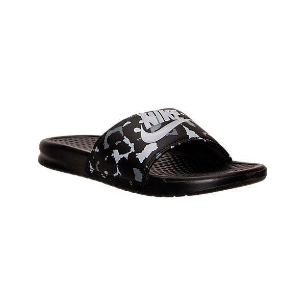 85c0ba165 Nike Women s Benassi JDI Print Slide Sandals