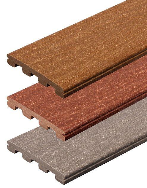 QuickCap Deck Cover - composite decking to go over ...