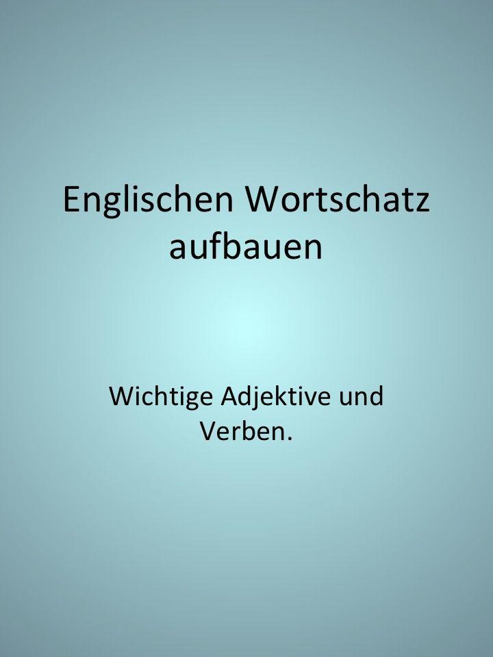 Personenbeschreibung Charaktereigenschaften Aussehen Adjektive Englisch Englisch Lernen Personenbeschreibung