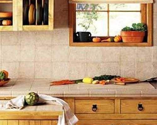 Tile Countertop Ideas Kitchen