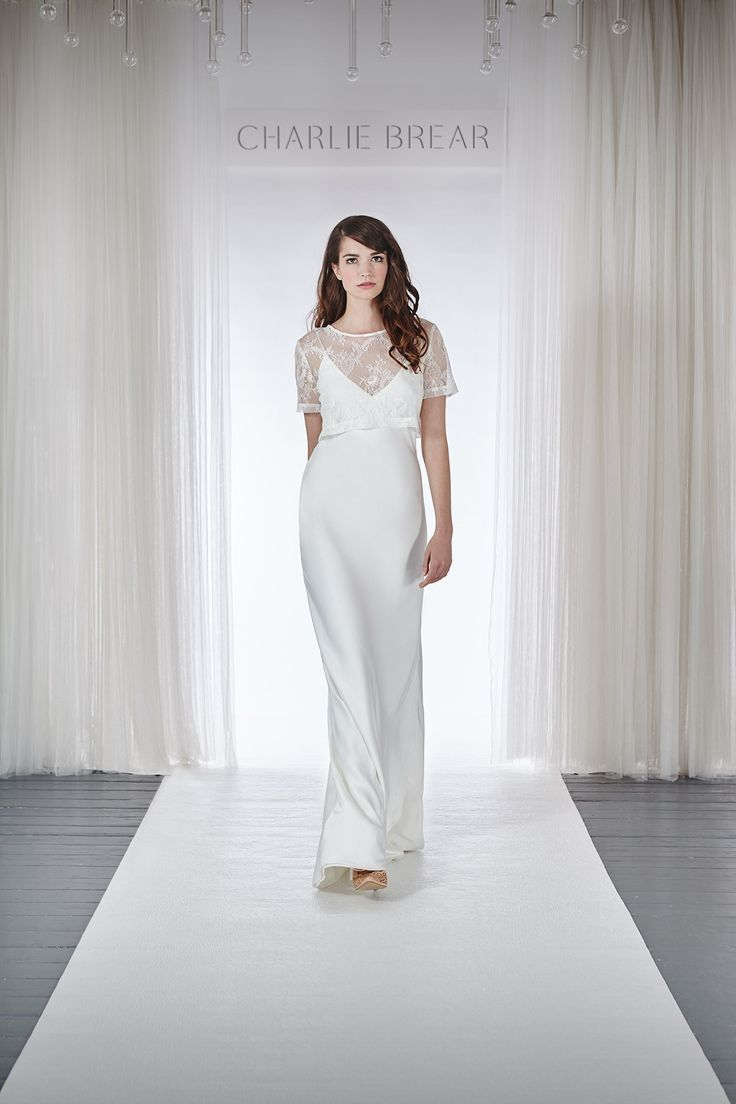 Lace wedding dress designers  BRIDAL DESIGNERS WE LOVE But you probably havenut heard of them