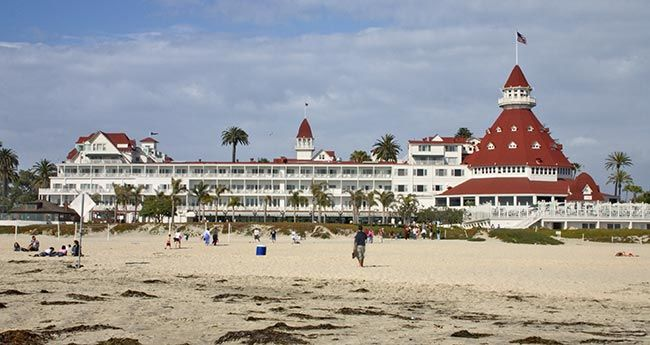 Hotel Del Coronado San Go I Ve Been Here And Tom Delonge Got