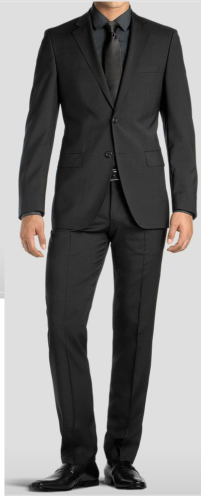 Brilliant suit - Hugo Boss. Pants are perfect!