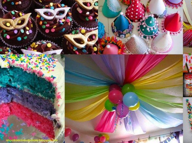 Amato Allestimento feste carnevalizie! | Feste bambini | Pinterest  QZ52
