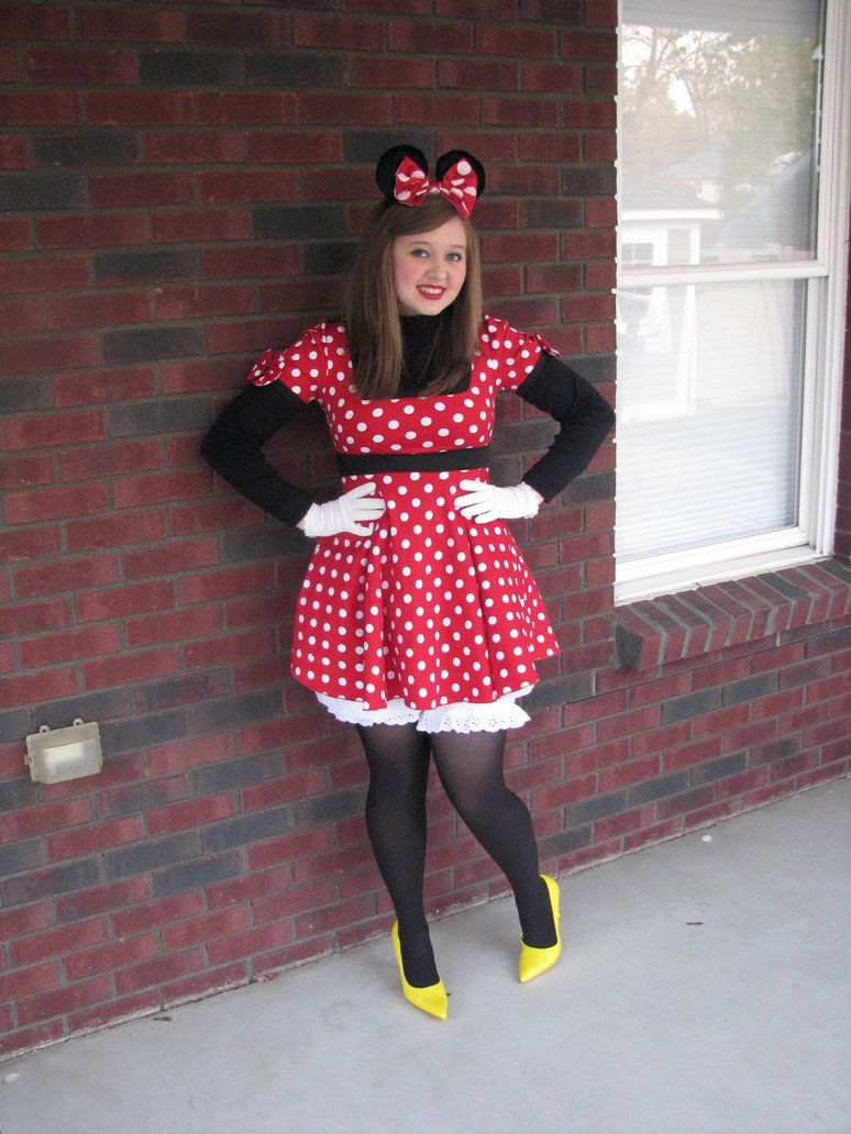 Could Buy A Red Dress And Place Polka Dots Add Thick