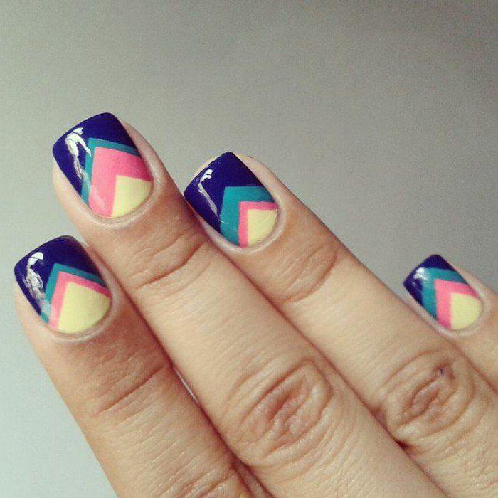 Exceptionnel 41 idées en photos pour vos ongles décorés! Comment choisir la  OC42