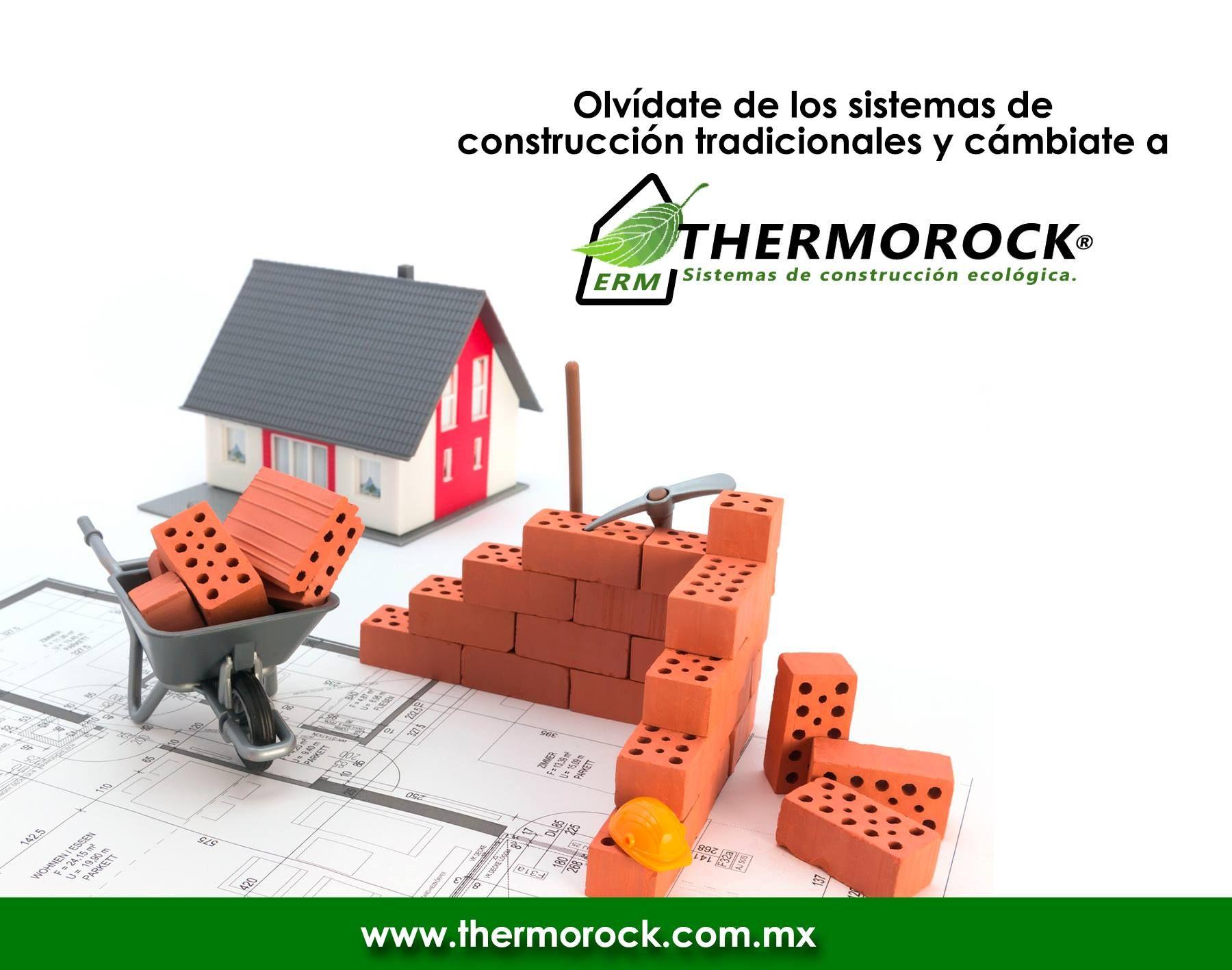 Thermorock Un Nuevo Sistema De Construccion Thermorock
