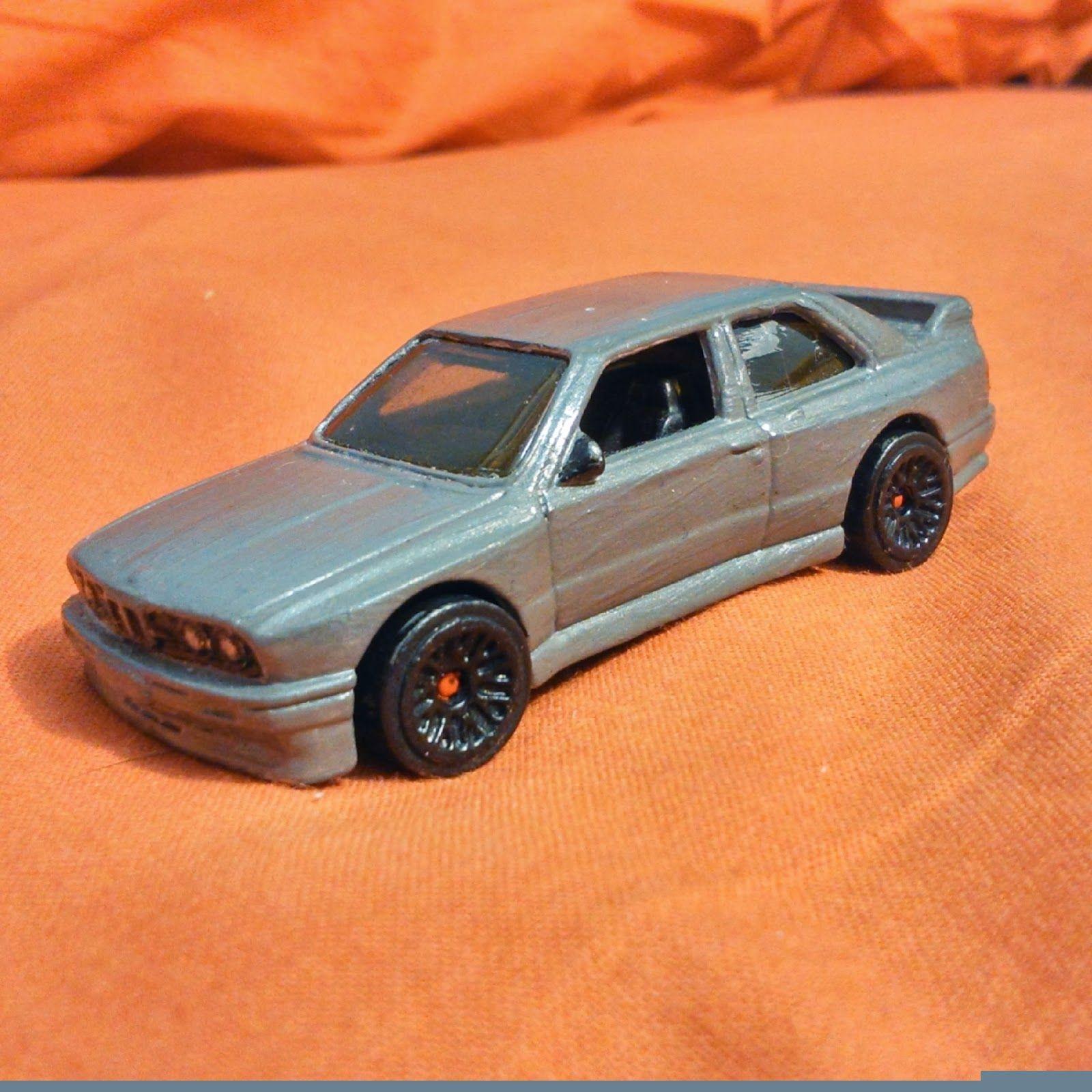 Bmw M3: Hot Wheels Custom BMW M3. Nice Color Choice.