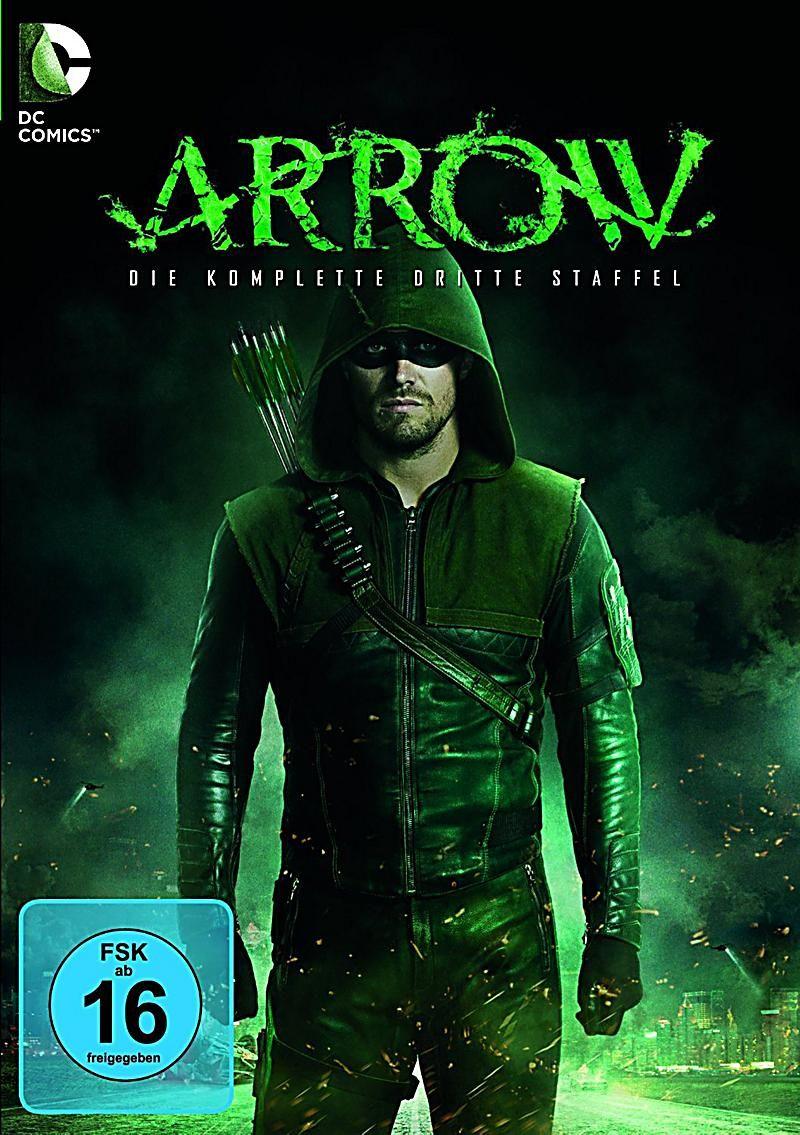 Arrow Staffel 5 Deutsch Start