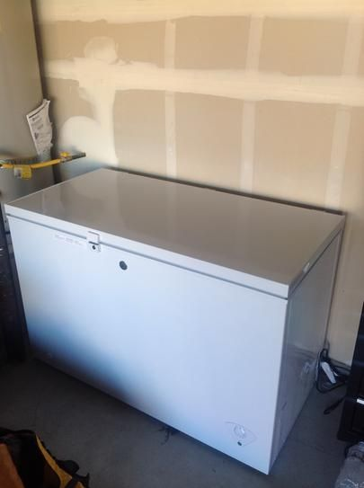 Mobile Chest Freezer The Home Depot Home