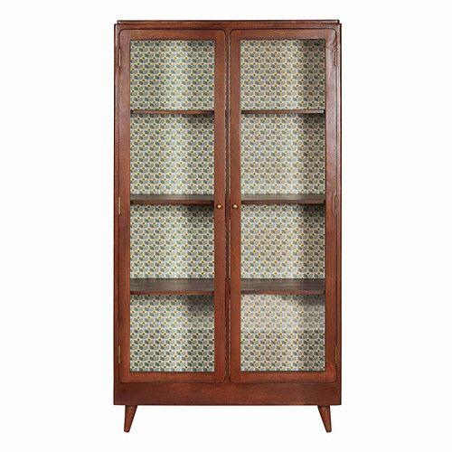 B cherregale und schreibtische m bel vintage vitrine for Wohnzimmer vitrine dekorieren