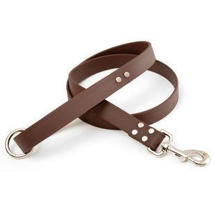 MENDOTA PRODUCTS DURASOFT SNAP LEAD 1 X 6FT BROWN