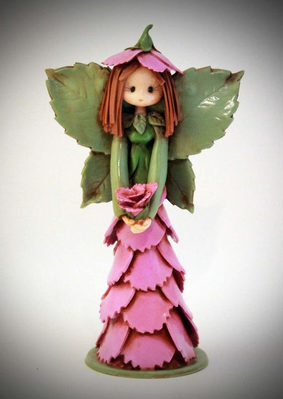 January Fairy by fairiesbynuria on Etsy, $39.95