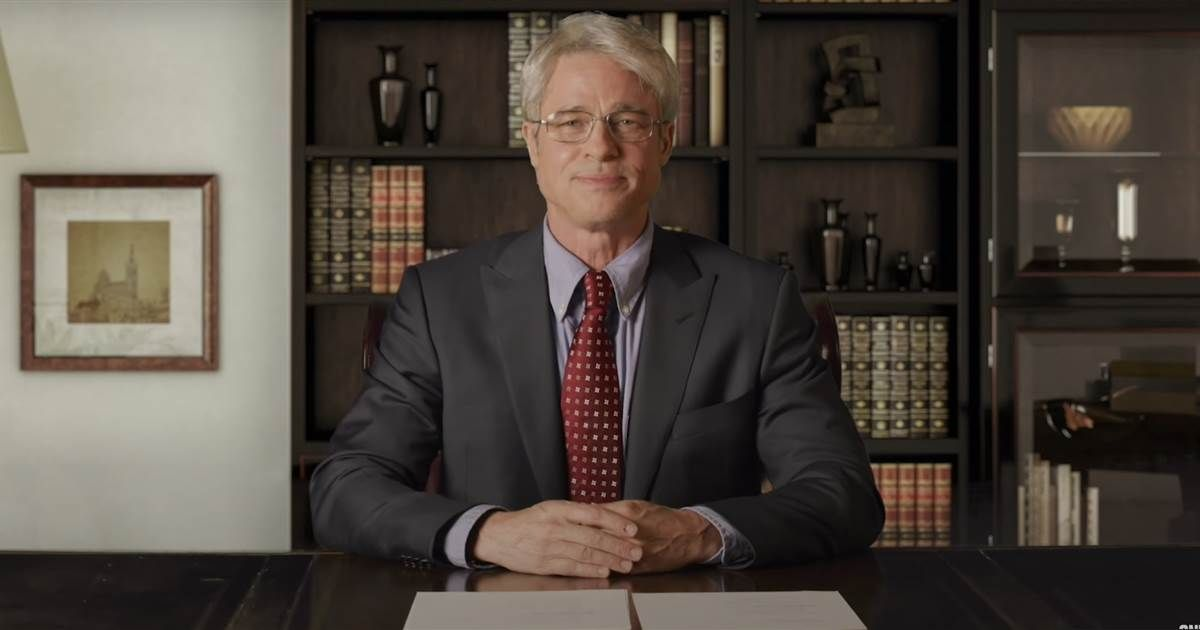 Brad Pitt plays Dr. Anthony Fauci in hilarious 'Saturday Night Live' sketch